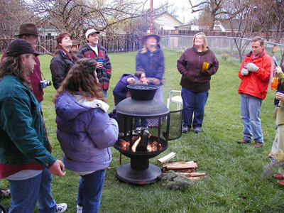 pagan group gathering